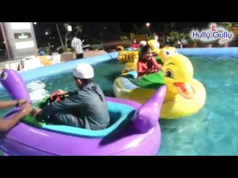 Water Pool Amusement Ride