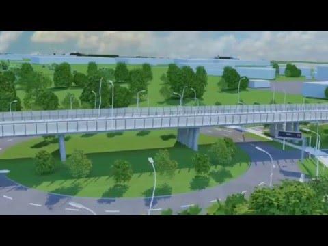 Tak może wyglądać trasa tunelowa między wyspami Uznam i Wolin