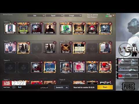 Pubg Premium Account | STAMP TV