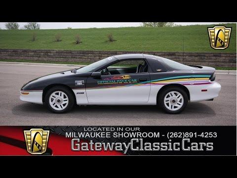 Video of '93 Camaro - L126