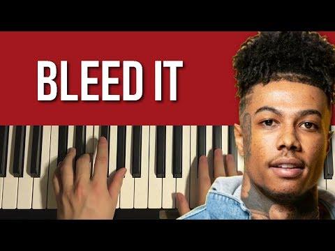 BlueFace - Bleed The Chicken (Instrumental) - смотреть
