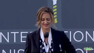 The 2019 International Tennis Hall of Fame Induction Ceremony!