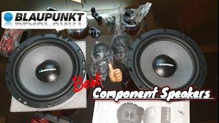 #BLAUPUNKT  Blaupunkt 66.2c Component Speakers Review