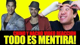 Chino y Nacho - Andas En Mi Cabeza ft. Daddy Yankee REACCION
