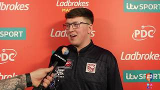 Keane Barry reflects on Q School heartbreak and JDC dominance