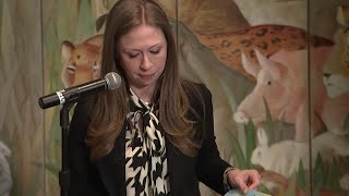 Chelsea Clinton Shares Cute Kid Feedback From New Book