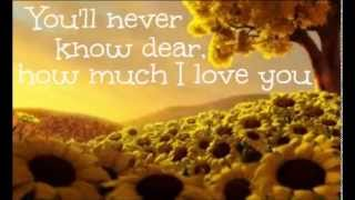 Elizabeth Mitchell - You Are My Sunshine lyrics