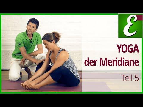 Yoga für Anfänger - YOGA Kurs - Übungen für zu hause — Teil 5