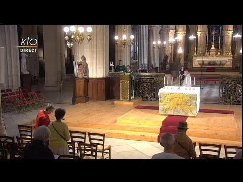 Messe du 18 septembre 2021 à Saint-Germain-l'Auxerrois