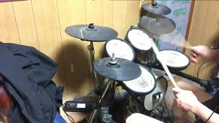 Slaves Of Yesterday - arch enemy drum cover