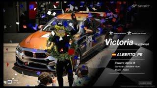 🚩Gran Turismo SPORT Online🚩 Road to Trophy, Record de victorias, 13 Victorias, C.B. BMW M4