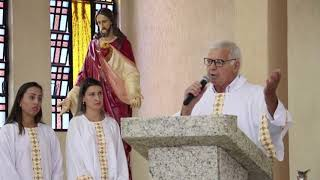 Salmo 70 - Missa do 4º Domingo do Tempo Comum (03.02.2019)