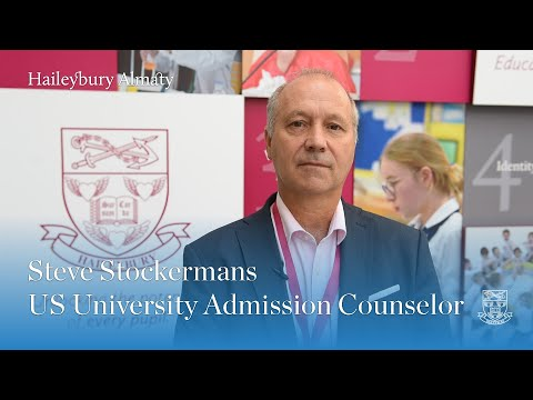 Steve Stockermans | Teacher of Humanities / US University Admission Counselor