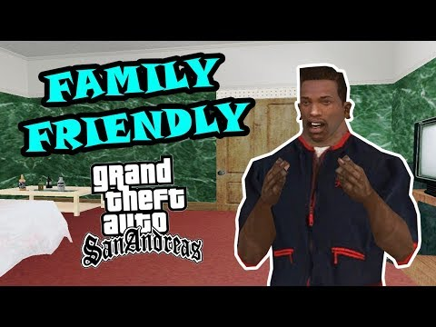 EL FIN DEL LOQUENDO? CJ HACE CONTENIDO FAMILY FRIENDLY - GTA SAN ANDREAS LOQUENDO