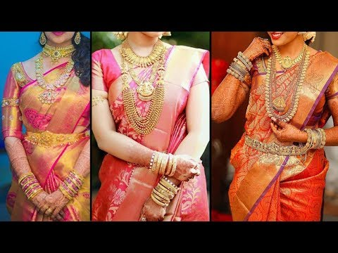 Wedding Saree Collection 2019 | Kanchipuram Sarees | Kanjivaram Silk | Kanchi Pattu Sarees