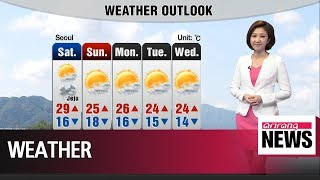 Hotter Weather Tomorrow _ 052518