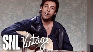 Weekend Update: Bruce Springsteen on Thanksgiving - SNL