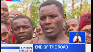 Police trail seven suspects from Nairobi before killing them on Embu-Sagana road heading to Nyeri