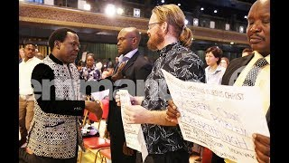 SCOAN 13/10/19: Prophecy Time And Deliverance with TB Joshua | Live Sunday Service
