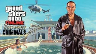 Трейлер обновления «Большие люди и другие бандиты» - (GTA Online)