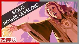Nine Parchments - Solo Power Leveling Trick