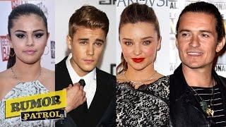 Selena Gomez Jealous Justin & Orlando's Fight Over Miranda? Lamar Odom Drugged Rob Kardashian? (RP)