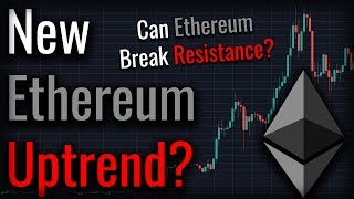 This Chart Formation Calls For A New Ethereum Rally!