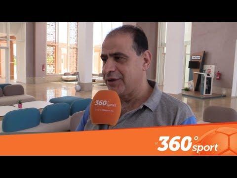 العرب اليوم - شاهد: كويني يُشيد باستقبال نهضة بركان لبعثة الزمالك المصري