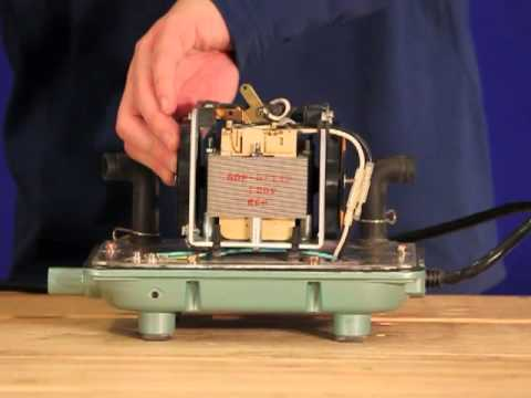 Hiblow HP-100LL and HP-120LL Diaphragm Replacement Kit Video