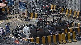 Blast in Sufi shrine in Pakistan kills at least four