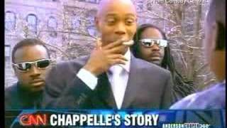 Anderson Cooper 360 Dave Chappelle, Pt. 1 of 2