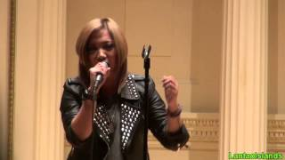 Charice - The Way You Look Tonight - 2012 TOFA-NY Awards
