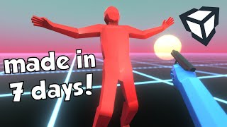 Attempting to Learn 3D Game Development in One Week