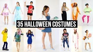 35 Last Minute DIY Halloween Costume Ideas!