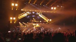 Daddy Yankee Montréal 2017 - Intro + Rompe