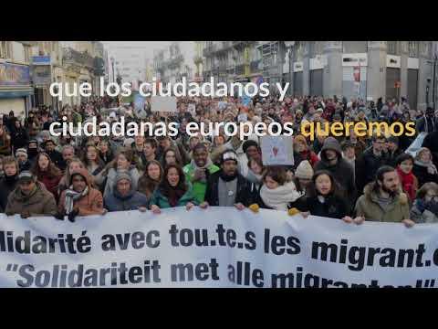 Europa acogedora / Welcoming Europe
