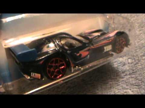 Panoz- GTR1- Hot Wheels Racing series