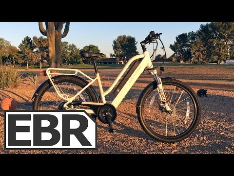 Surface 604 Rook Video Review – $1.8k Smooth, Responsive, City Electric Bike