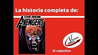 Nuevos Vengadores - El Colectivo