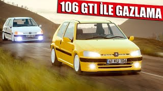 KULAK TEDAVİSİ | 106 GTI İLE GEZİNTİ ZAMANI !!