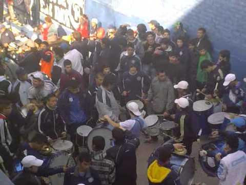 """""""La mejor Percusión del mundo"""" Barra: Los Caudillos del Parque • Club: Independiente Rivadavia"""