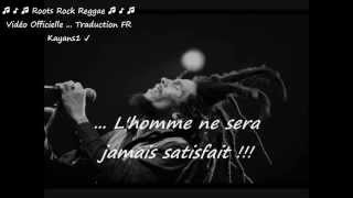 """Bob Marley """"could you be loved"""" traduction FR"""