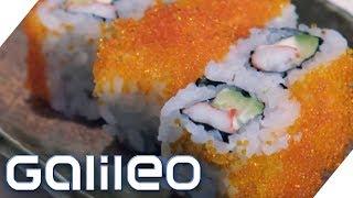 Wie frisch ist Sushi-Fisch? | Galileo | ProSieben
