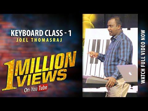 FULL VIDEO CLASS 1 LEARN KEYBOARD CLASSES IN JUST 10 ...