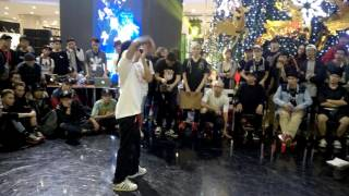 [Hanoi All In One] Popping Final - Baby T vs Hoàng Small