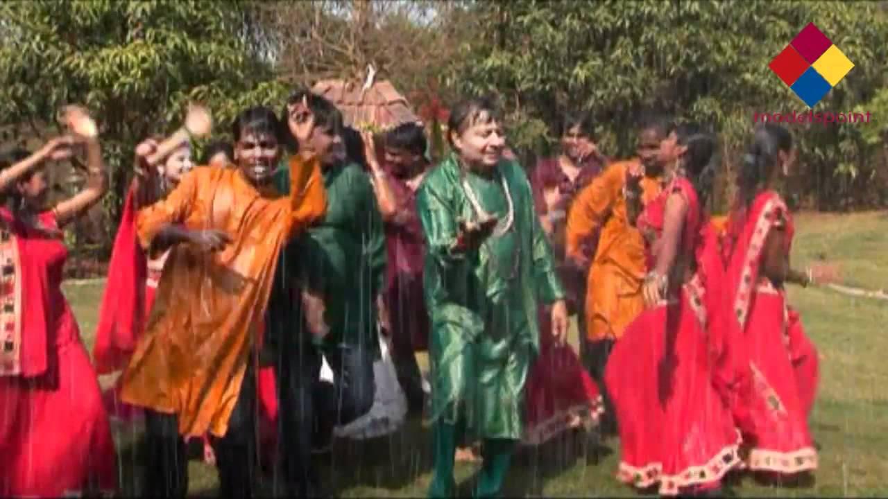 Sawan ki barse badariya Maa ki bheegi chunariya Lyrics Ishwar Advani