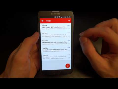 Review of the Gmail 5.0 Email App on Android – By TotallydubbedHD