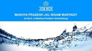 Recent Vacancy in Madhya Pradesh Jal Nigam Maryadit | Job Notification | MADE EASY