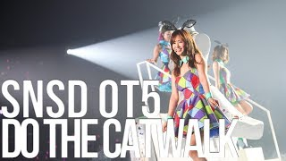 How Would SNSD - Oh!GG Sing: SNSD - DO THE CATWALK | LINE DISTRIBUTION