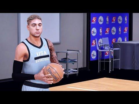 NBA 2K19 My Career - Making Huge Trades! Ep.10